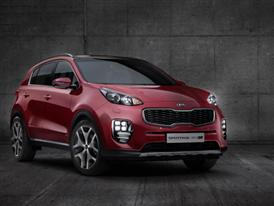 All- New Kia Sportage