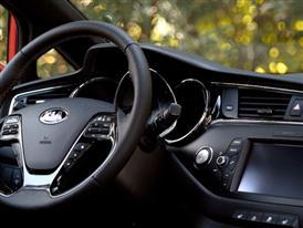 Kia cee'd GT Line Interior