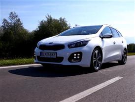 Kia ceed' SW GT Car2car