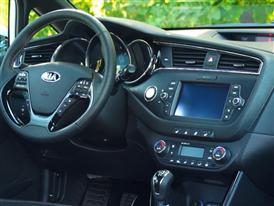 Kia cee'd SW GT Interior