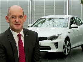 Michael Cole, COO, KME on the all new Kia Optima