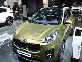 The All New Sportage