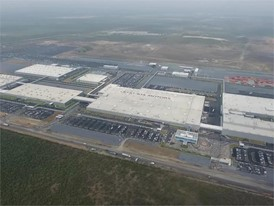 Kia Motors Mexico Manufacturing Plant (Low Quality)