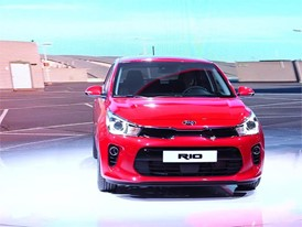 The All-New Kia Rio Reveal