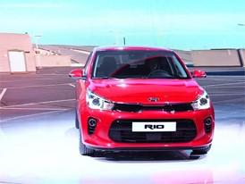 The All-New Kia Rio Reveal