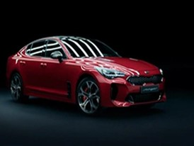 MASTER Kia STINGER REVEAL IT Preview