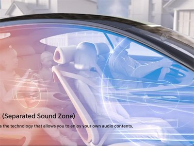 Hyundai·KIA Future Technology - SSZ, Separated Sound Zone