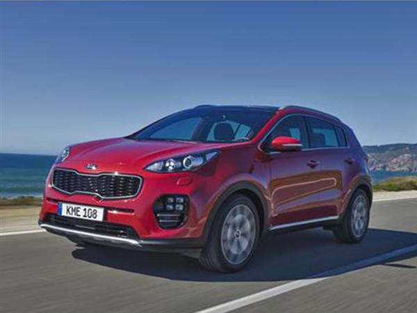 The All-New Kia Sportage