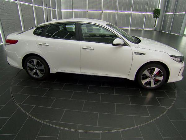 The all new Kia Optima