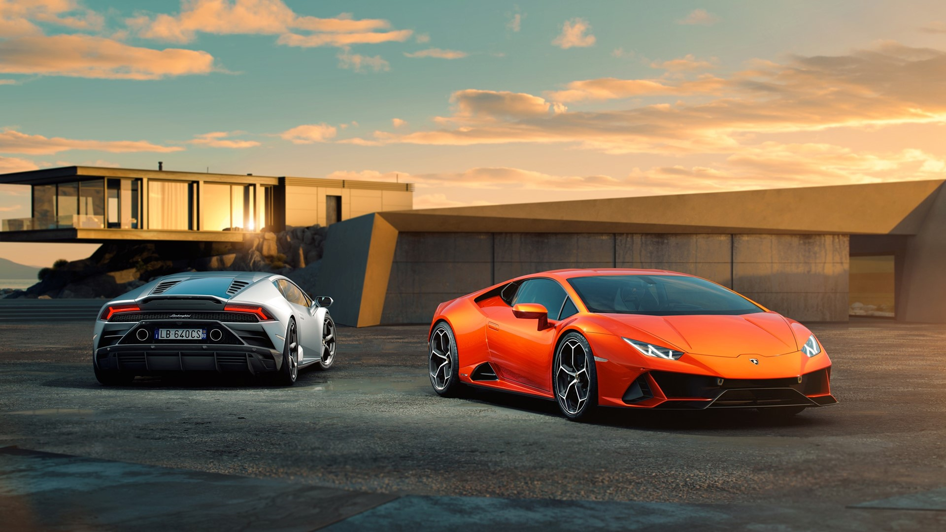 """""""Alexa, put on the heating in my Huracán EVO"""" Automobili Lamborghini is first automaker to incorporate full in-car control by Amazon Alexa - Image 3"""