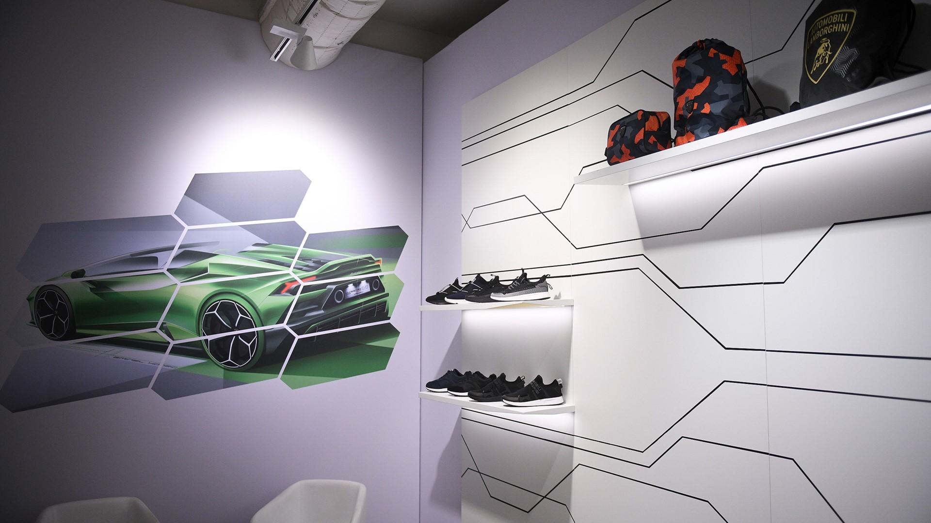 Automobili Lamborghini Menswear Collection Fall Winter 2020 – 2021 at PITTI Uomo 97 - Image 4