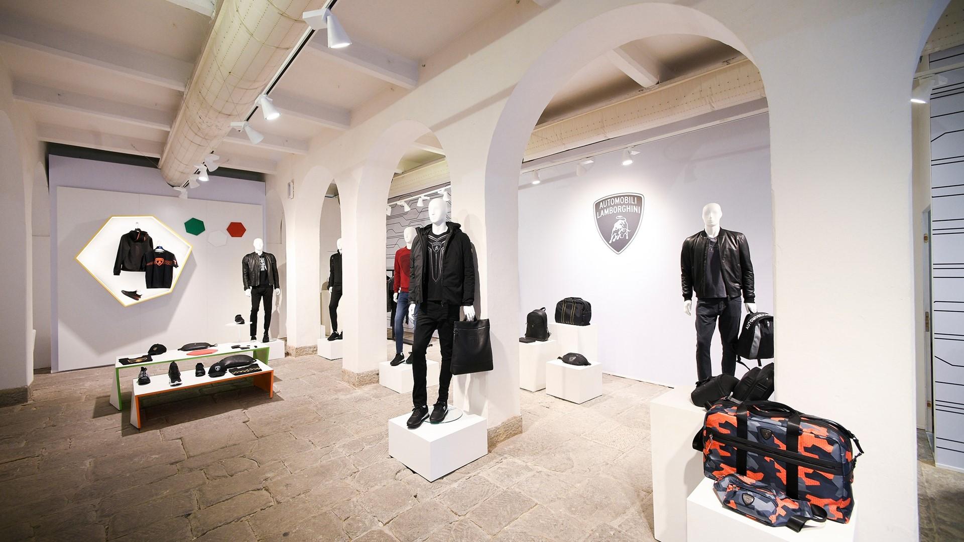 Automobili Lamborghini Menswear Collection Fall Winter 2020 – 2021 at PITTI Uomo 97 - Image 2