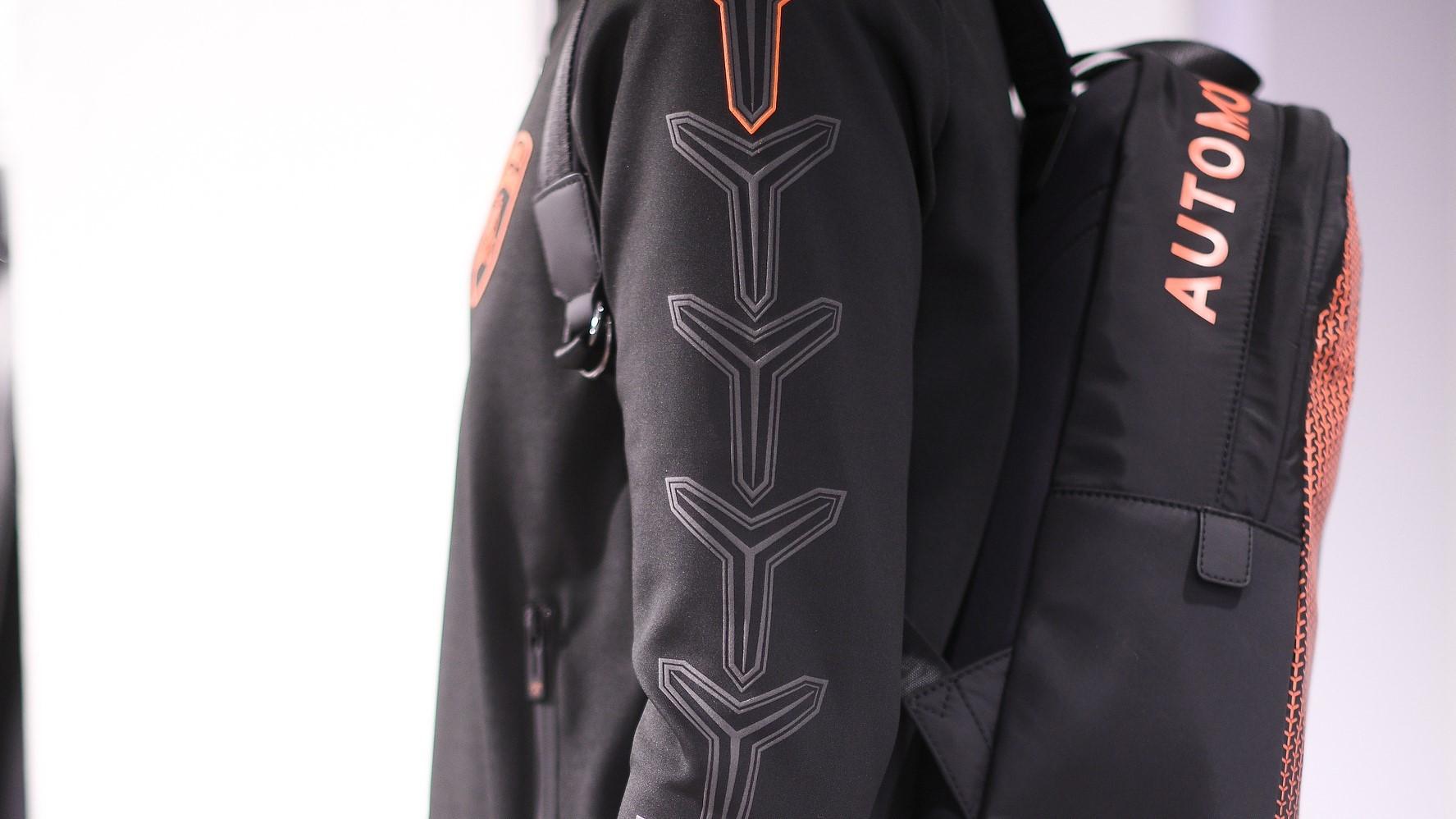 Automobili Lamborghini Menswear Collection Fall Winter 2020 – 2021 at PITTI Uomo 97 - Image 8