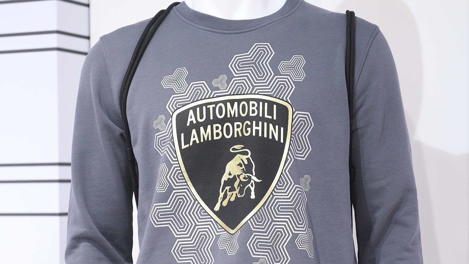 Automobili Lamborghini Menswear Collection Fall Winter 2020 – 2021 at PITTI Uomo 97 - Image 6