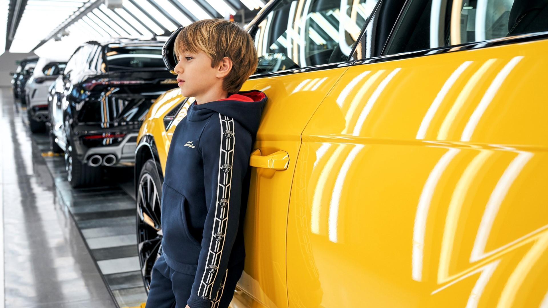 Automobili Lamborghini and KABOOKI confirm kidswear licensing agreement - Image 1