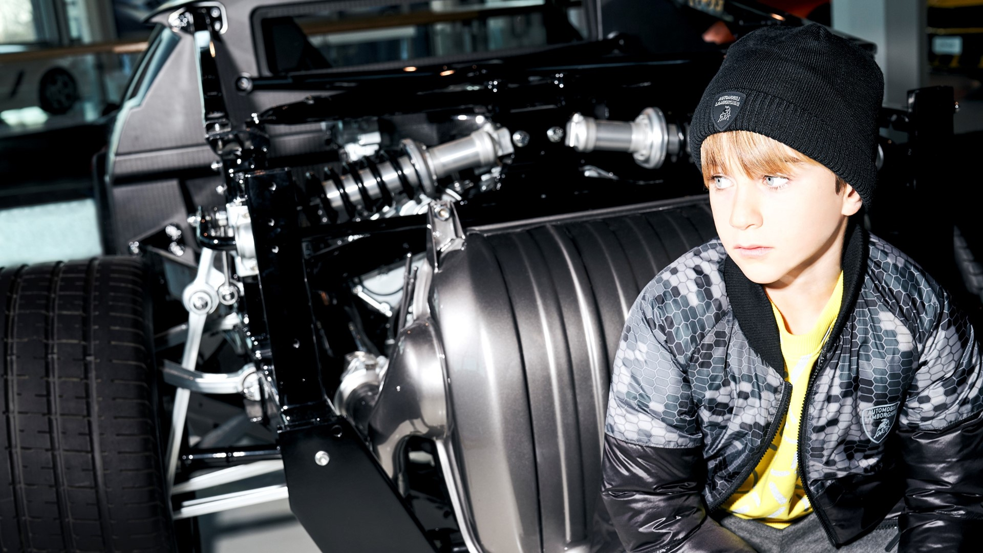Automobili Lamborghini and KABOOKI confirm kidswear licensing agreement - Image 4