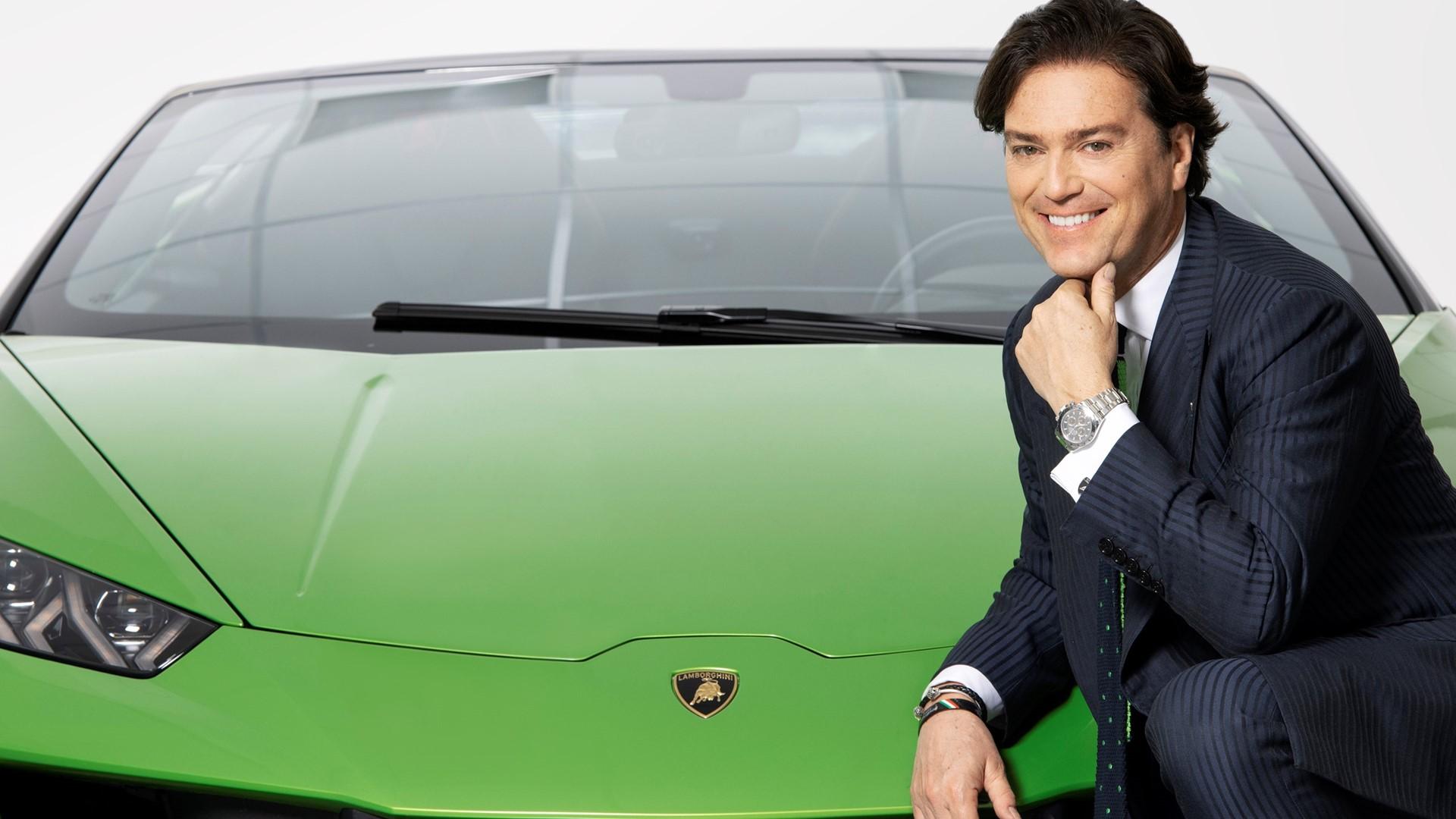 Automobili Lamborghini makes new Board of Management appointments - Image 1