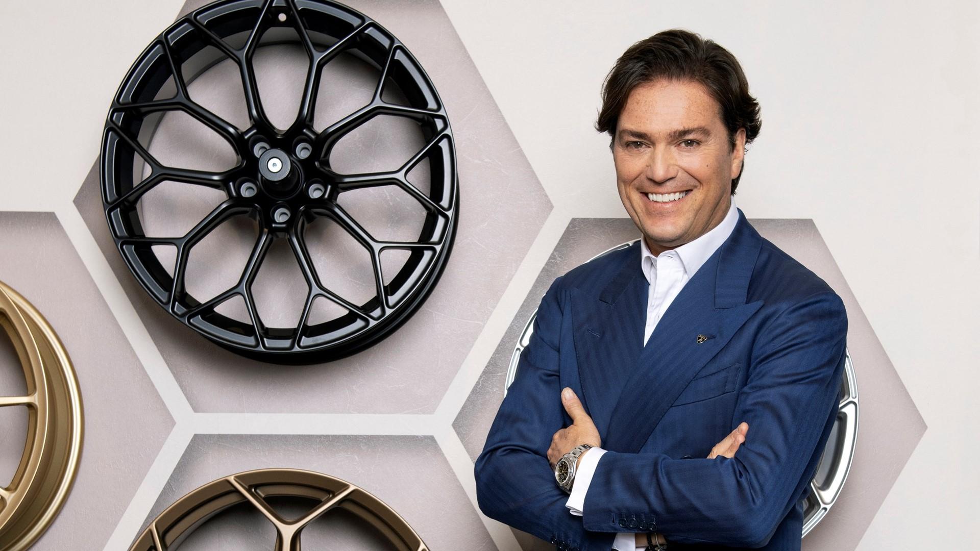 Automobili Lamborghini makes new Board of Management appointments - Image 2