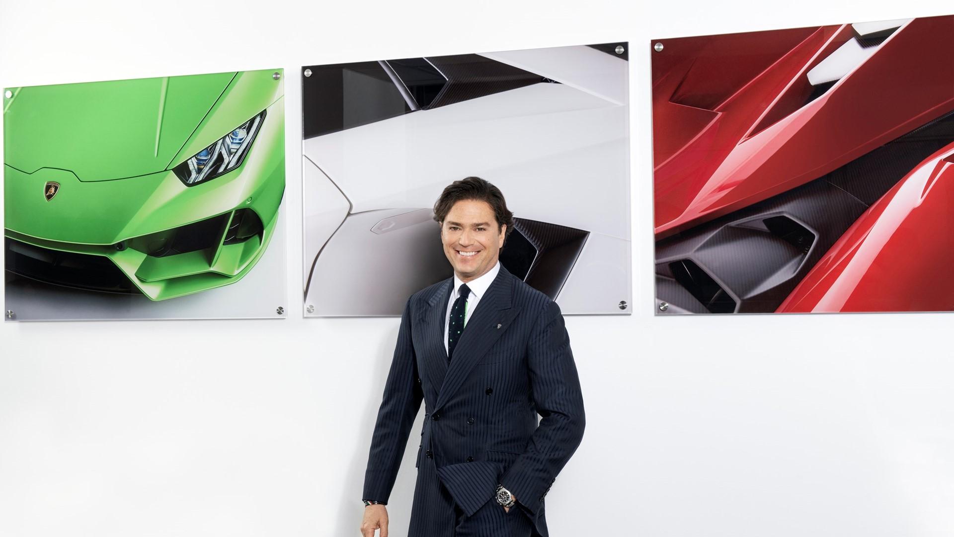 Automobili Lamborghini makes new Board of Management appointments - Image 8