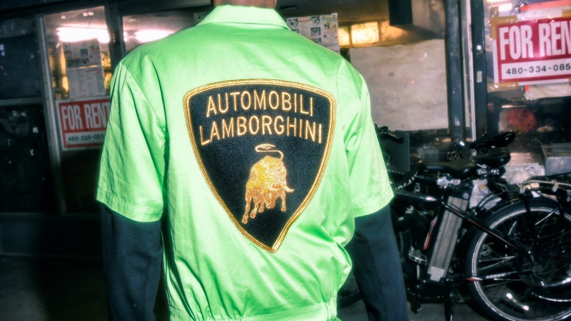 Automobili Lamborghini and Supreme come together on a new collection for Spring-Summer 2020 - Image 7