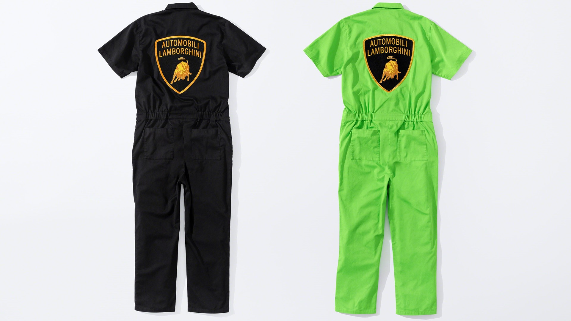 Automobili Lamborghini and Supreme come together on a new collection for Spring-Summer 2020 - Image 1
