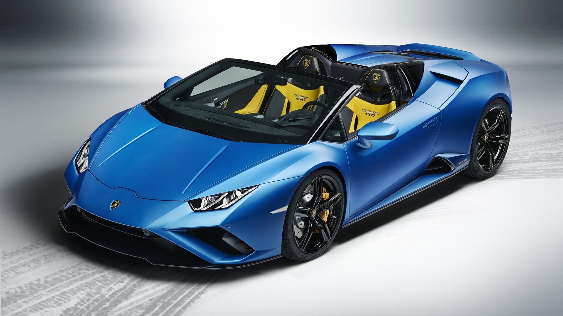 Automobili Lamborghini launches its first collector's digital stamp in collaboration with Bitstamps, dedicated to the Huracán EVO RWD Spyder - Image 1