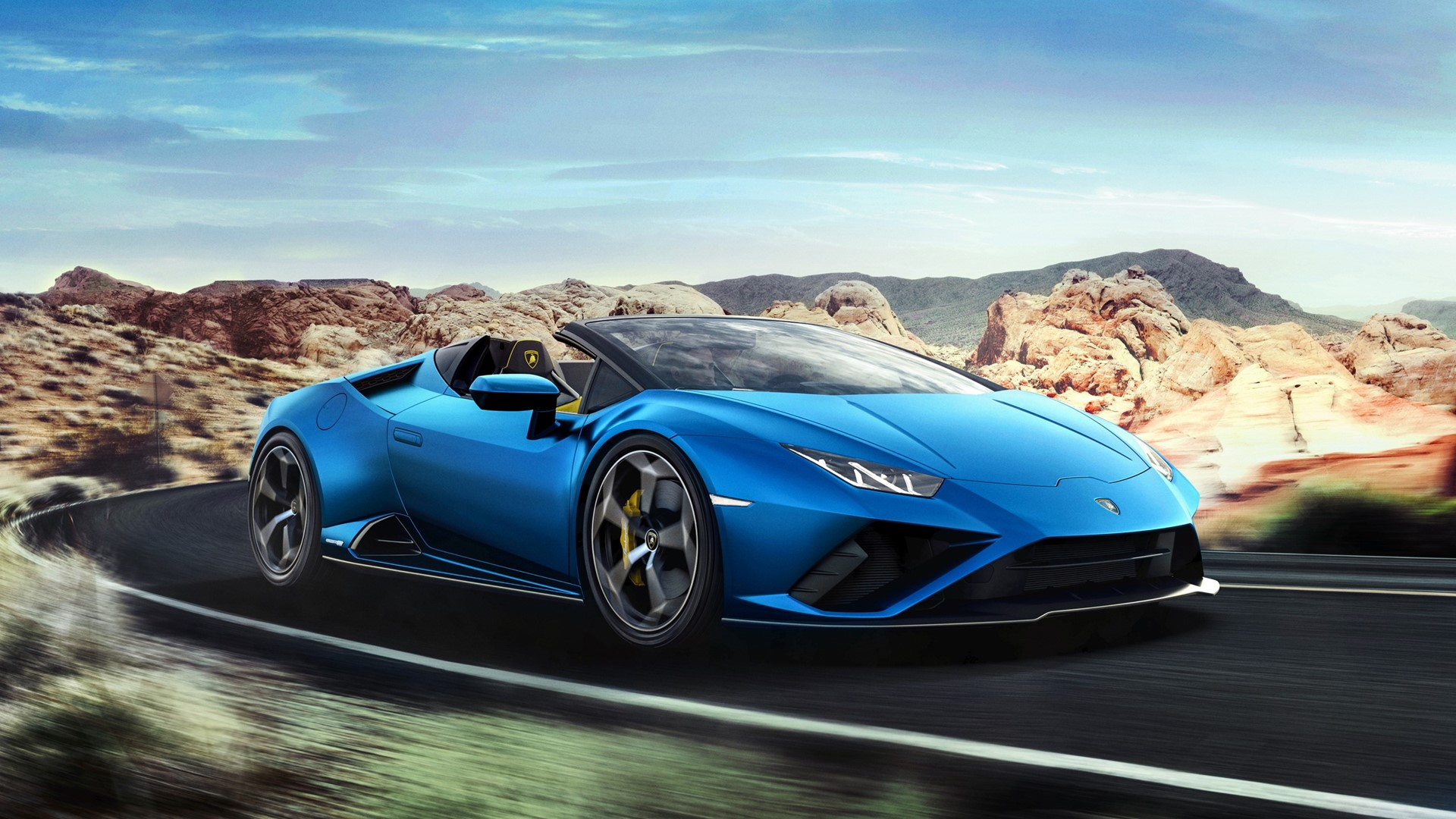 Automobili Lamborghini launches its first collector's digital stamp in collaboration with Bitstamps, dedicated to the Huracán EVO RWD Spyder - Image 3