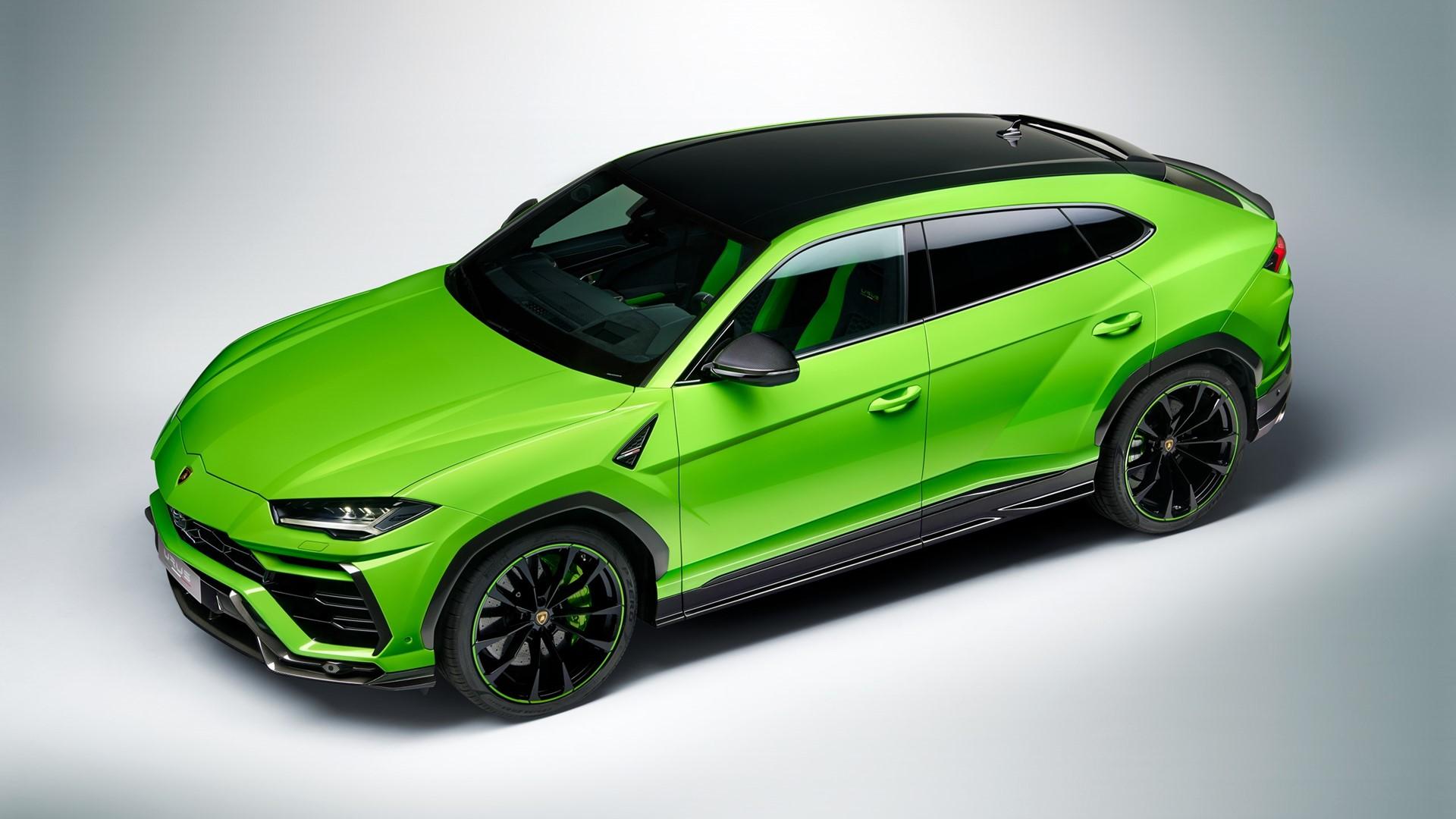 Automobili Lamborghini Presents The Urus Pearl Capsule Unlocking New Adventures In Color For The Lamborghini Urus