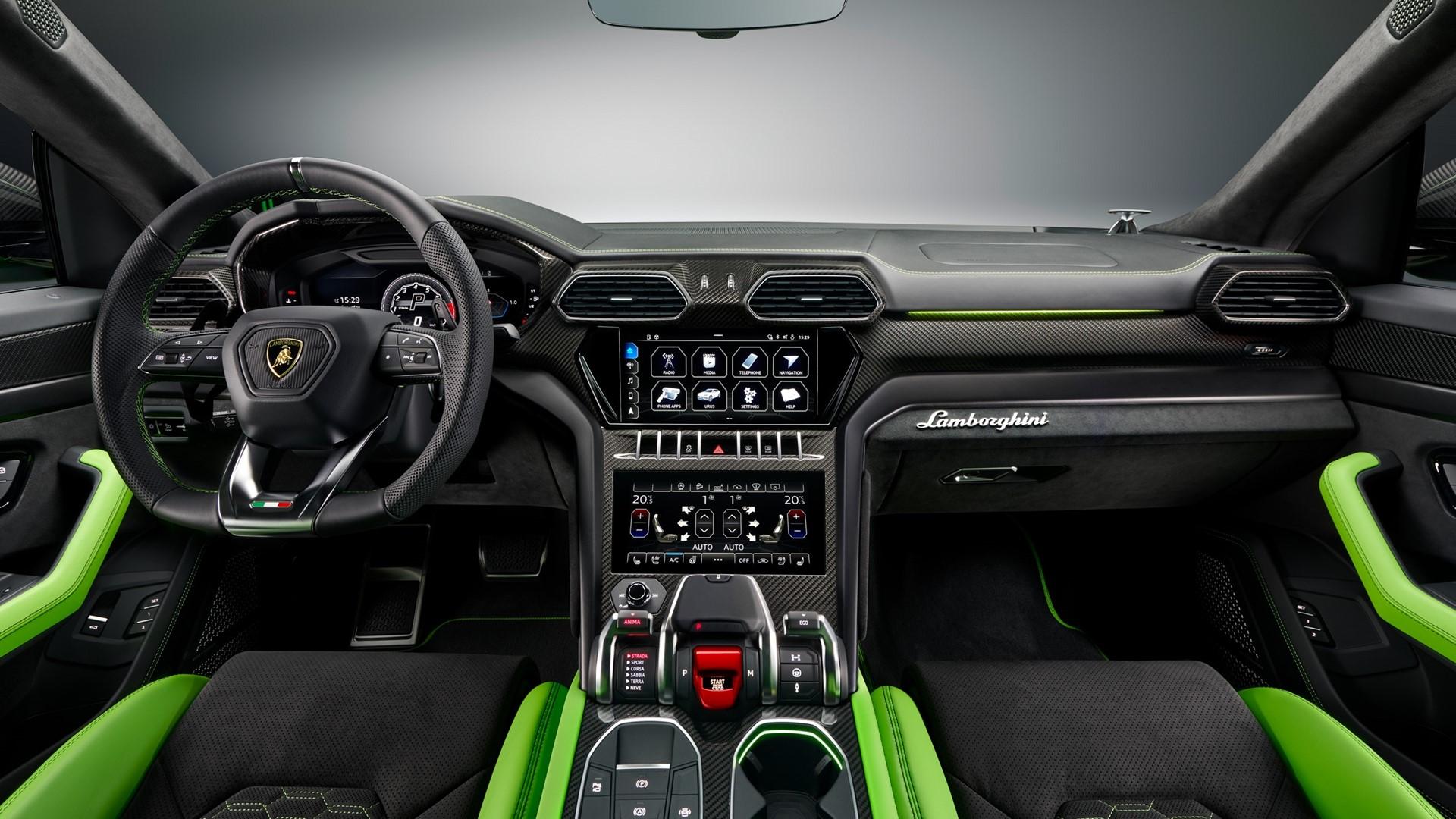Automobili Lamborghini presents the Urus Pearl Capsule: unlocking new adventures in color for the Lamborghini Urus - Image 7
