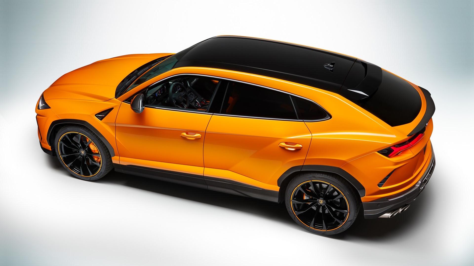 Automobili Lamborghini presents the Urus Pearl Capsule: unlocking new adventures in color for the Lamborghini Urus - Image 5