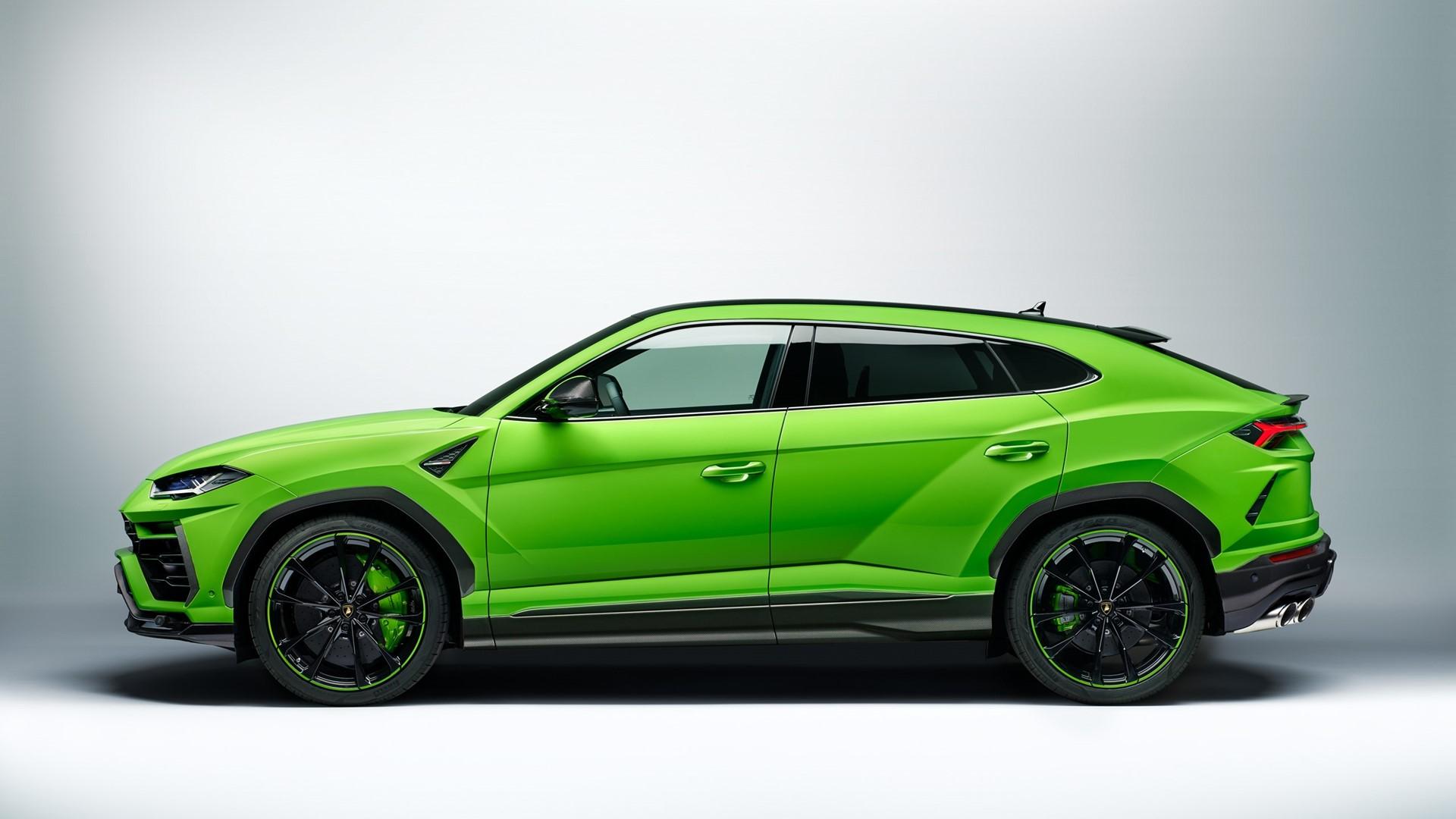 Automobili Lamborghini presents the Urus Pearl Capsule: unlocking new adventures in color for the Lamborghini Urus - Image 1