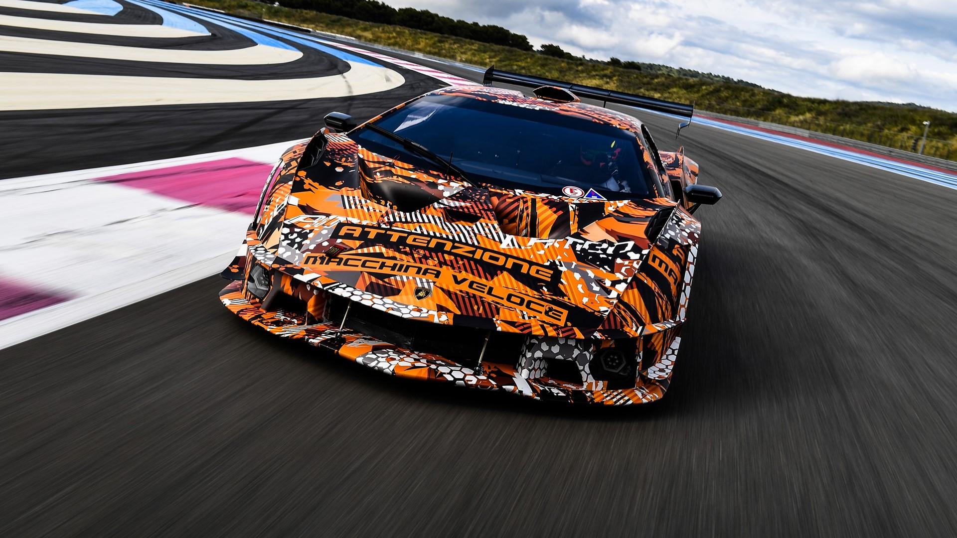 Lamborghini SCV12: Squadra Corse hypercar ready to hit the track - Image 3