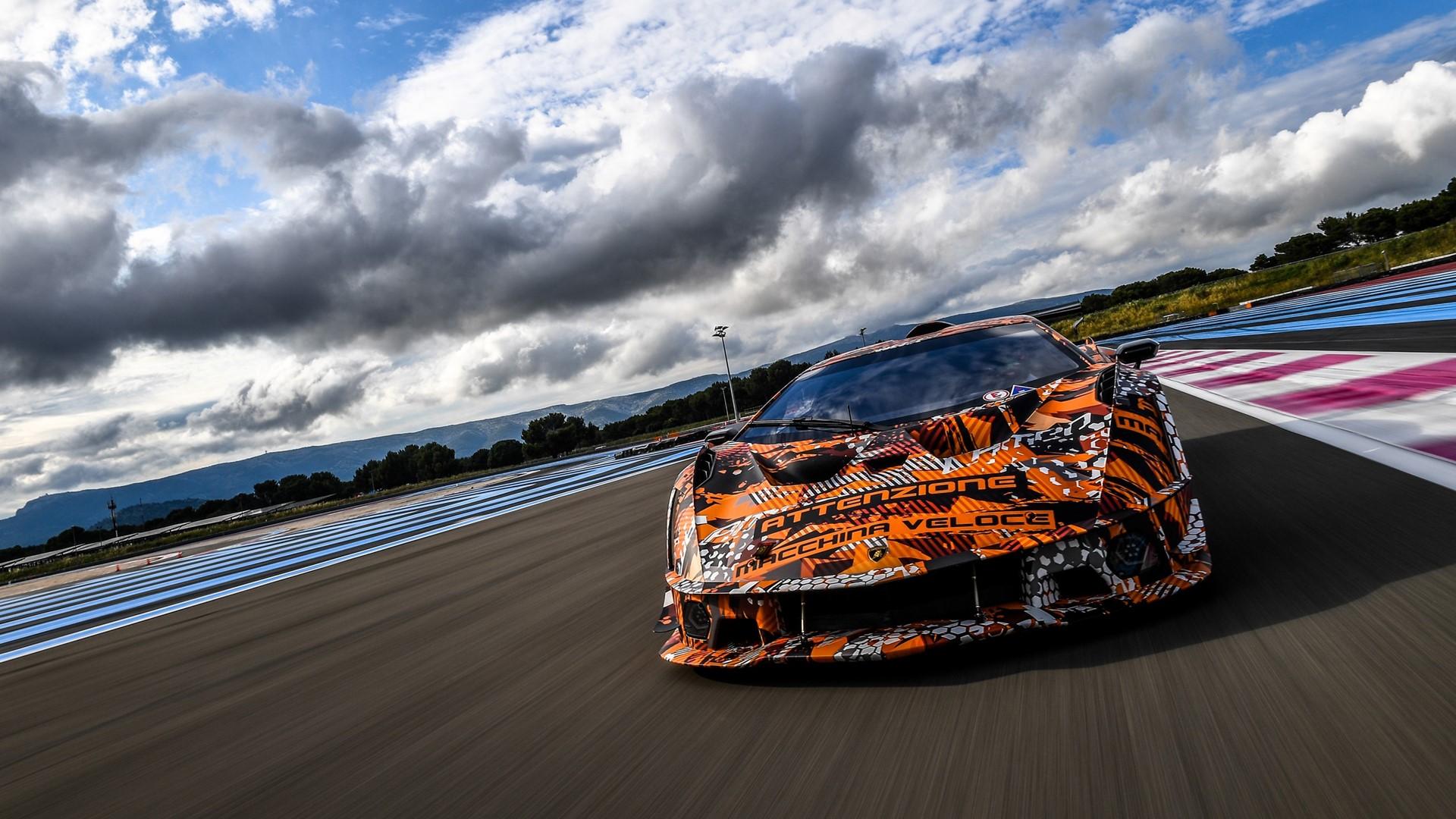 Lamborghini SCV12: Squadra Corse hypercar ready to hit the track - Image 7