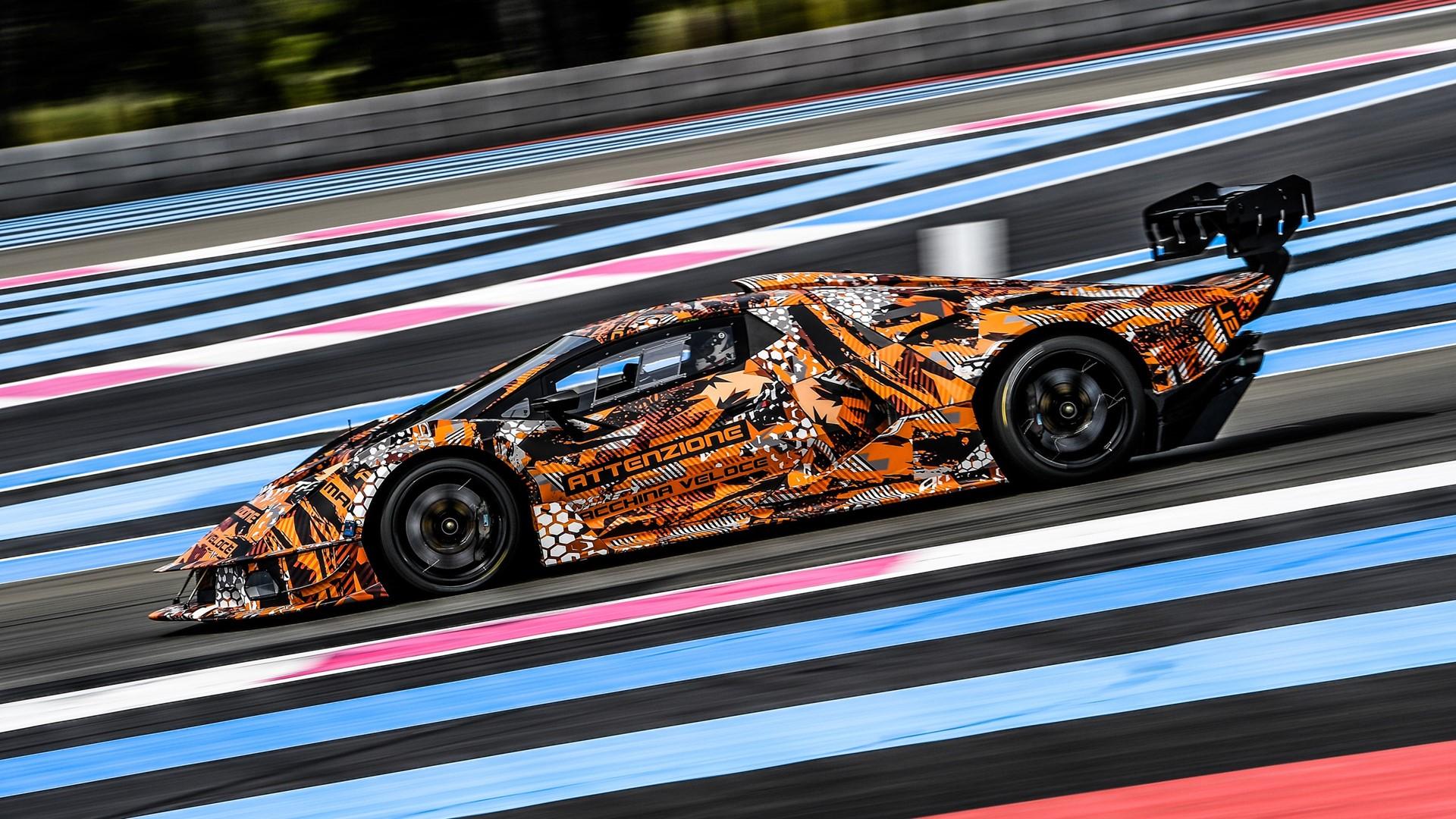 Lamborghini SCV12: Squadra Corse hypercar ready to hit the track - Image 5