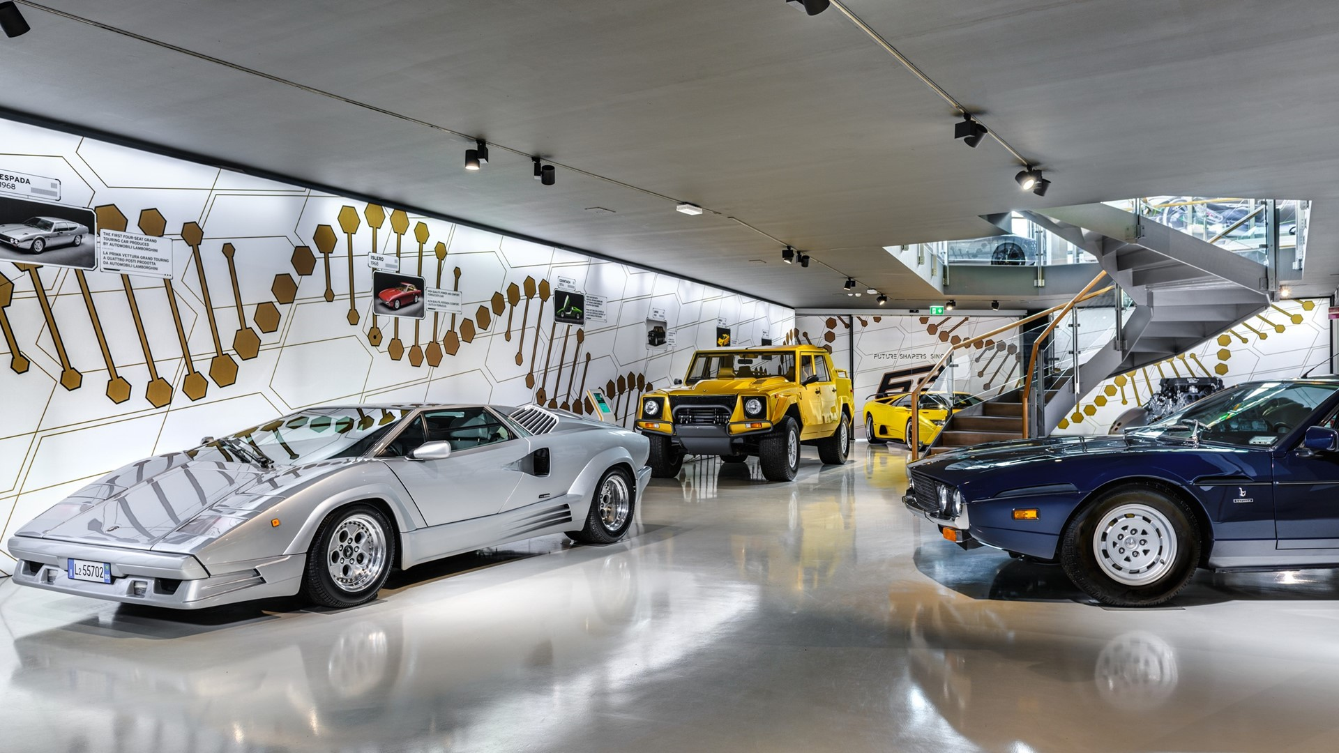 The Lamborghini Museum reopens its doors to the public The new Sián Roadster on display until 12 July - Image 3