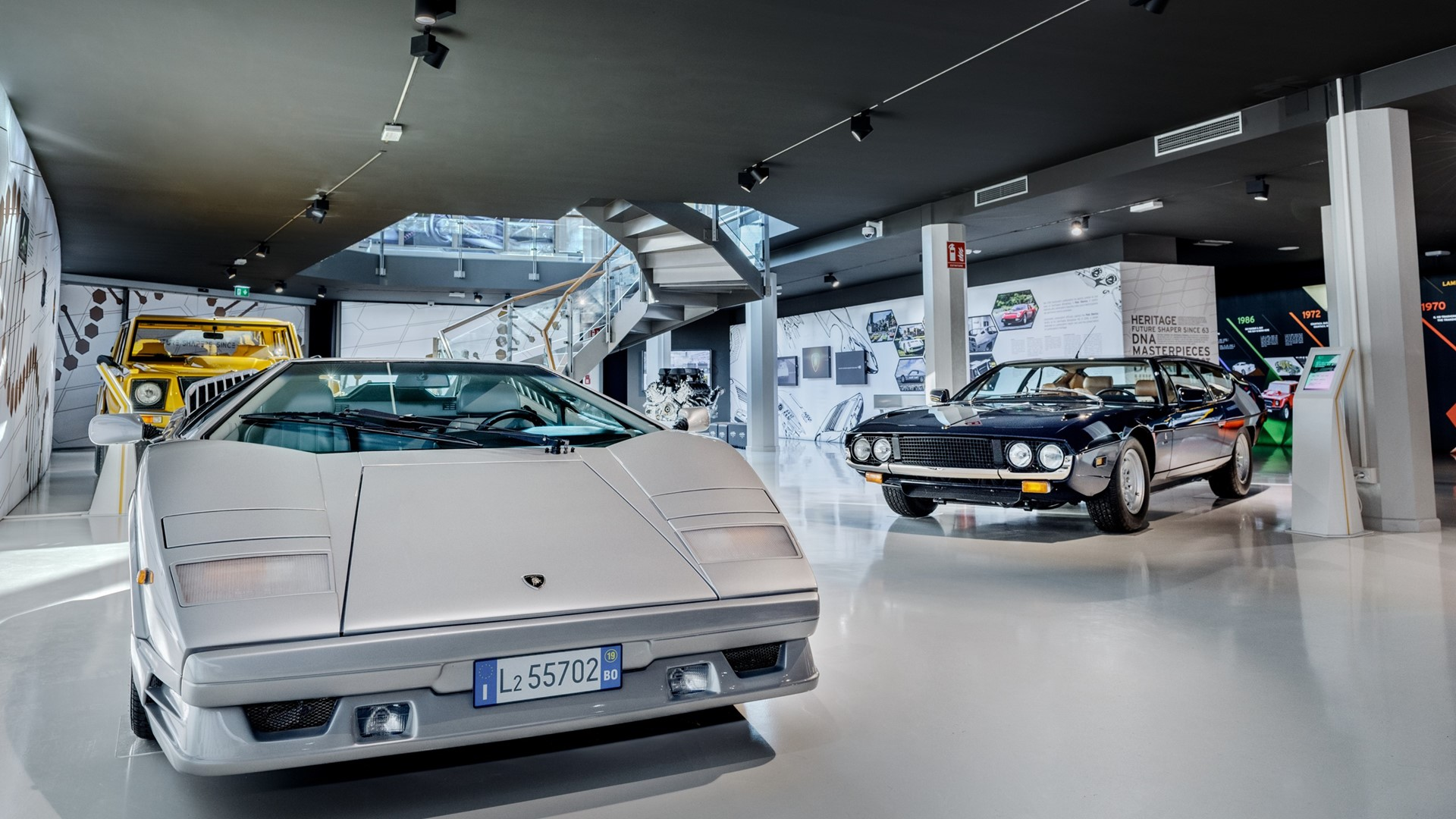 The Lamborghini Museum reopens its doors to the public The new Sián Roadster on display until 12 July - Image 4