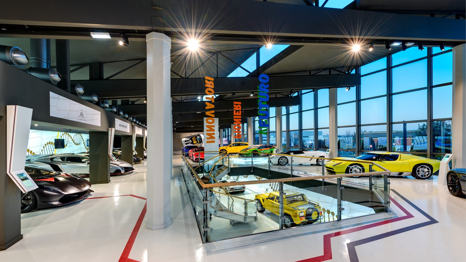 The Lamborghini Museum reopens its doors to the public The new Sián Roadster on display until 12 July - Image 7