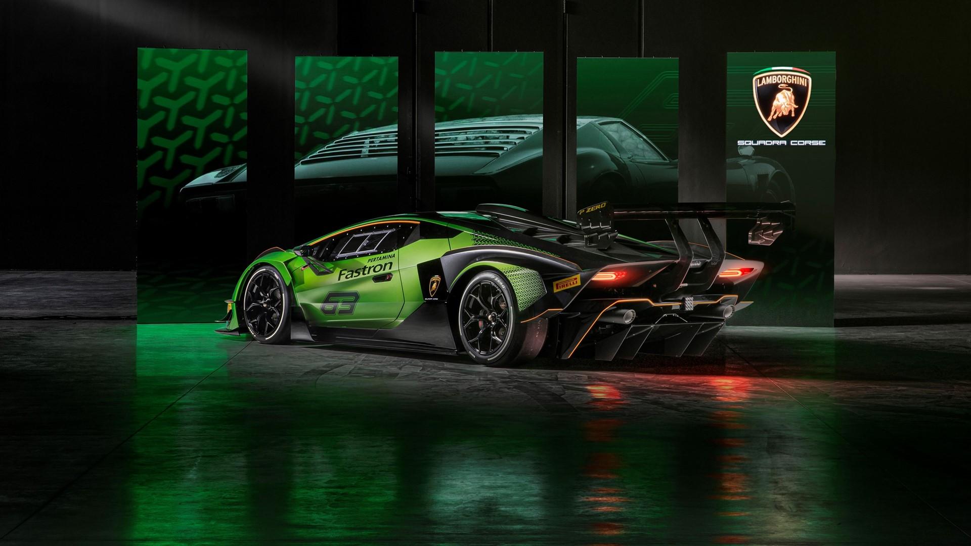 Lamborghini Essenza SCV12: the purest track experience - Image 5