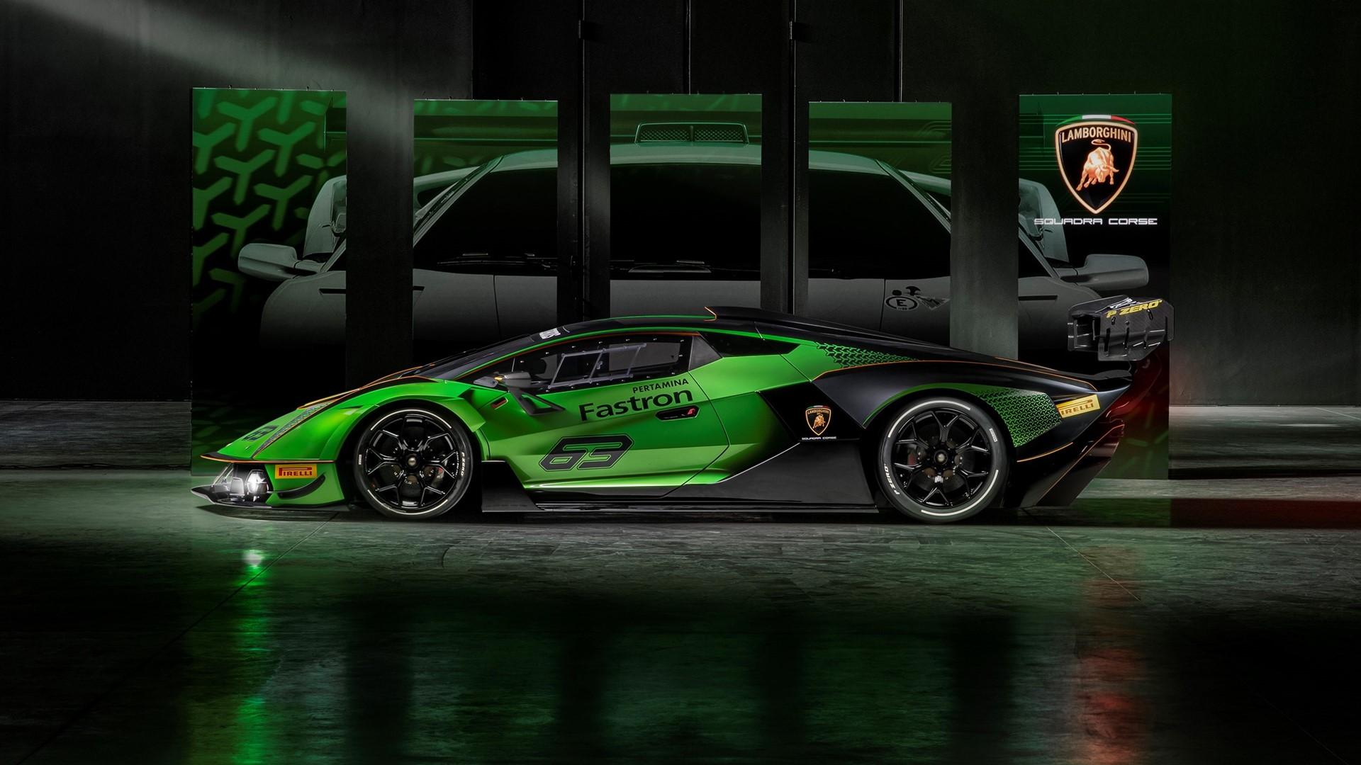 Lamborghini Essenza SCV12: the purest track experience - Image 6