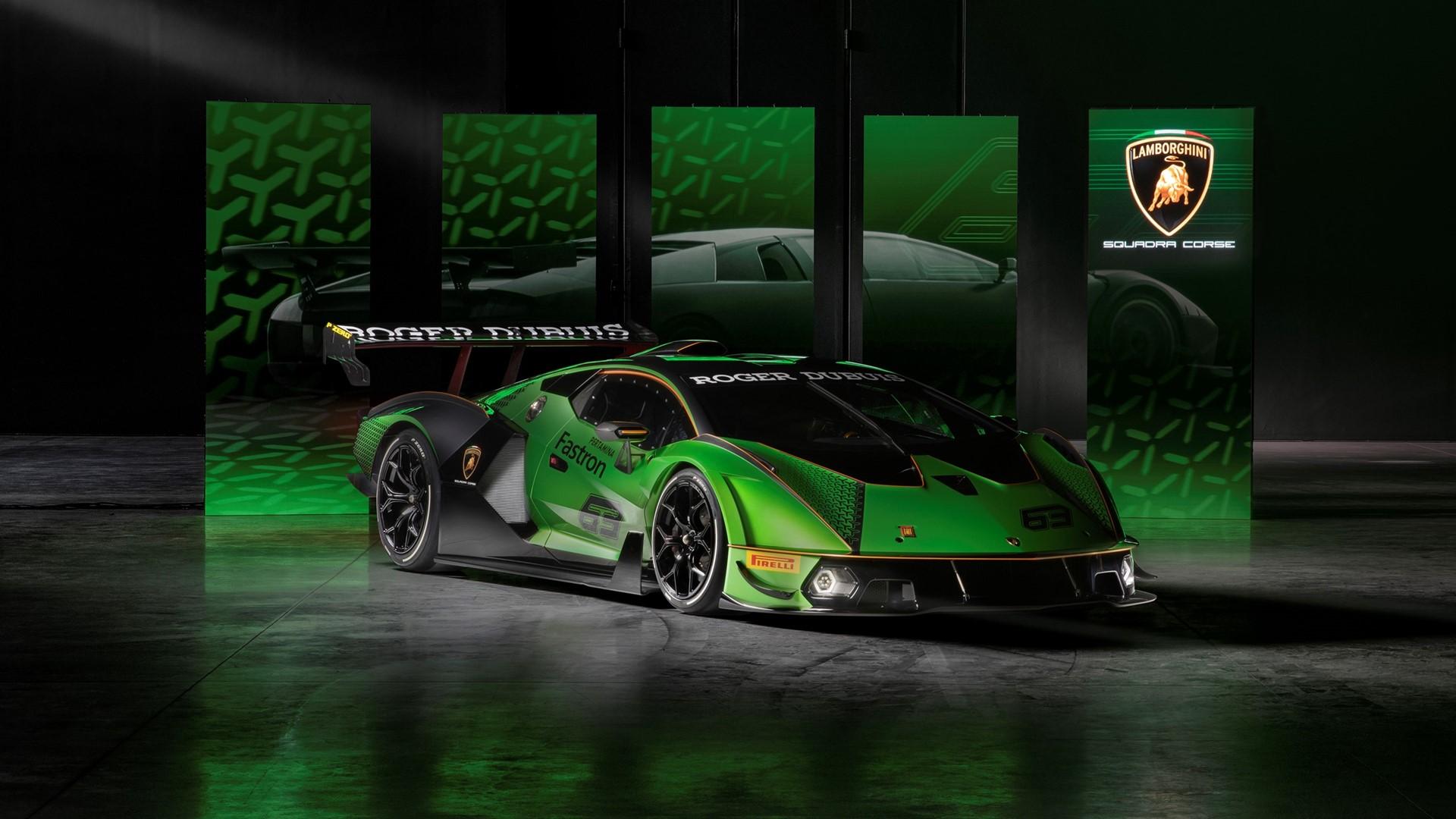 Lamborghini Essenza SCV12: the purest track experience - Image 8
