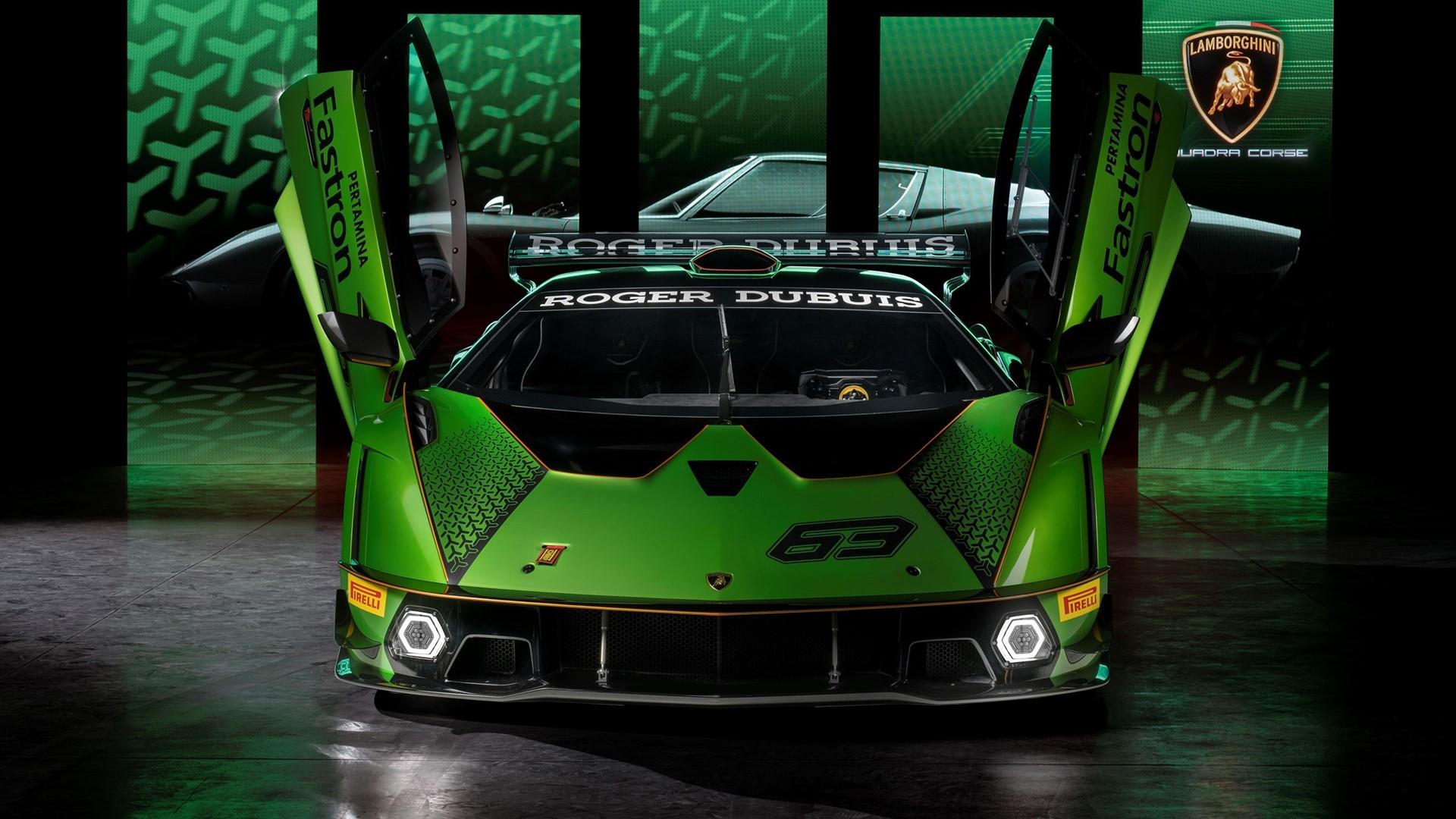 Lamborghini Essenza SCV12: the purest track experience - Image 3