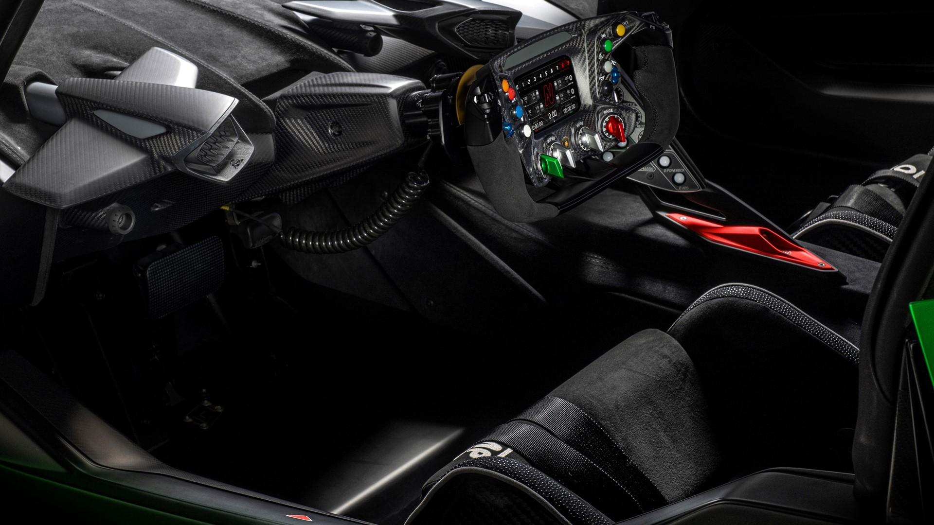 Lamborghini Essenza SCV12: the purest track experience - Image 2