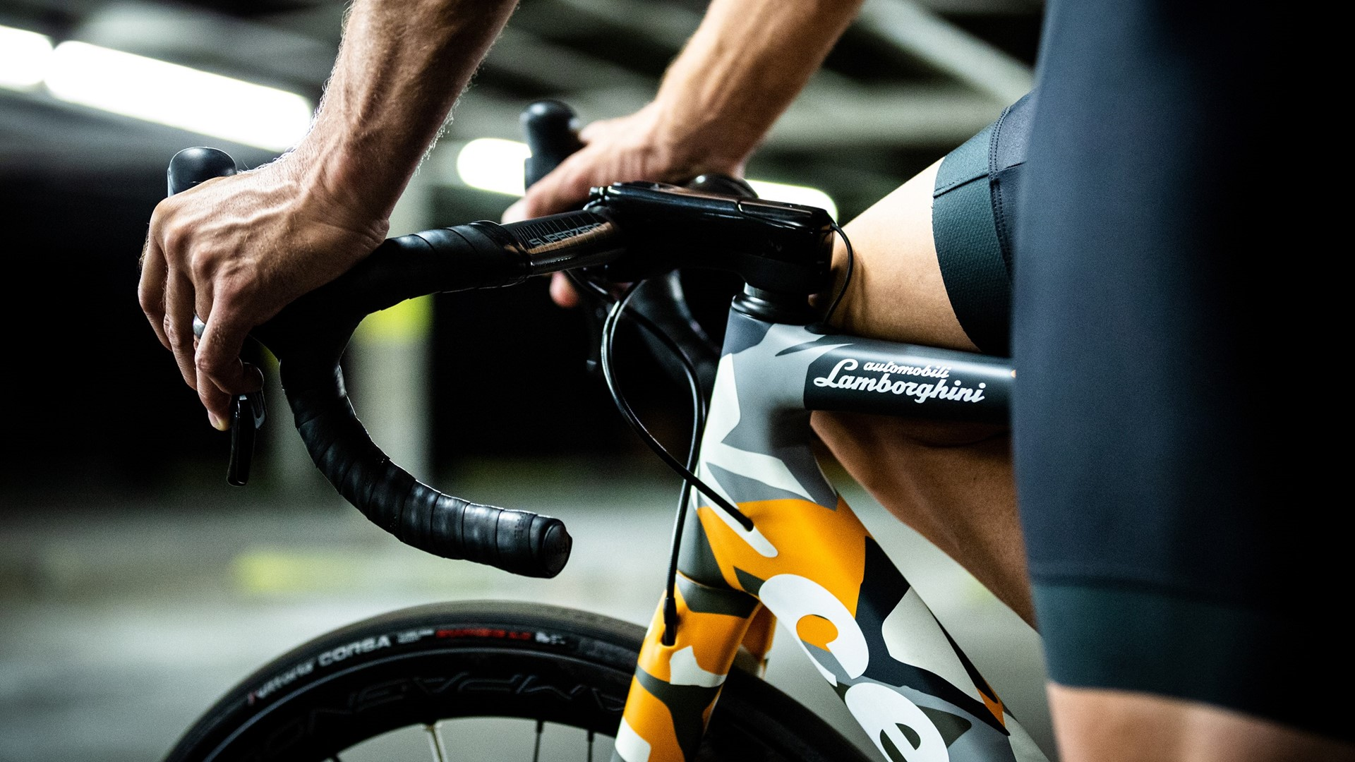 Automobili Lamborghini and Cervélo present the new R5 bicycle in a limited edition - Image 7