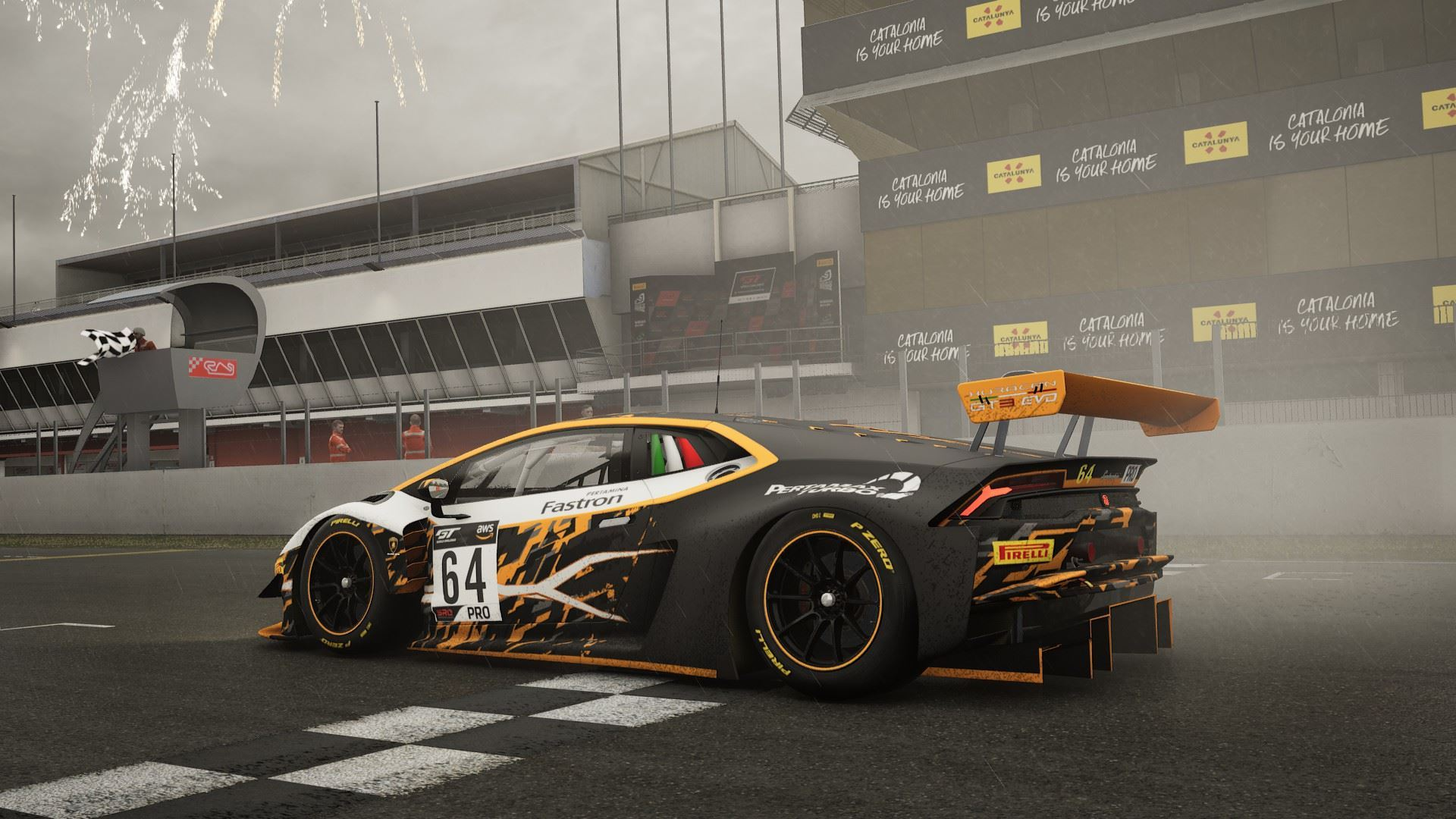 Lamborghini eSports: Nils Naujoks Crowned Champion of The Real Race - Image 3