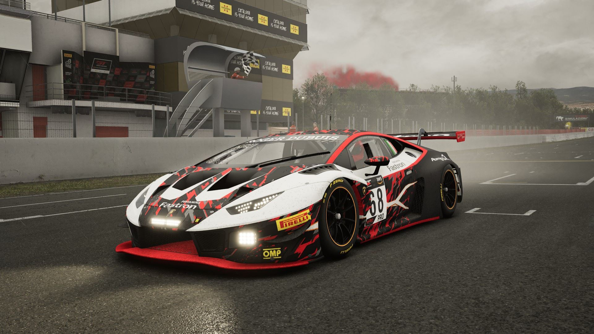 Lamborghini eSports: Nils Naujoks Crowned Champion of The Real Race - Image 4