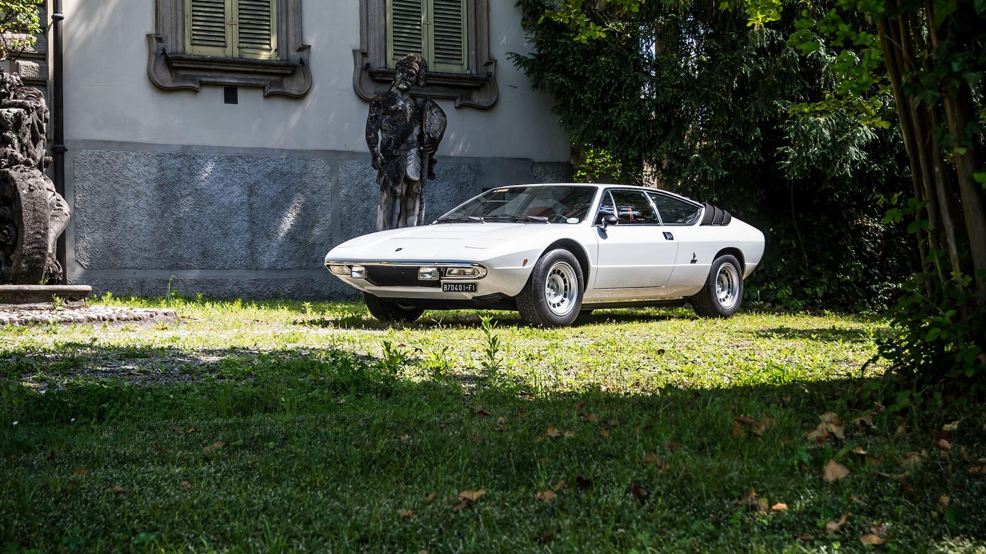 Lamborghini celebrates the 50th Anniversary of the Urraco - Image 4