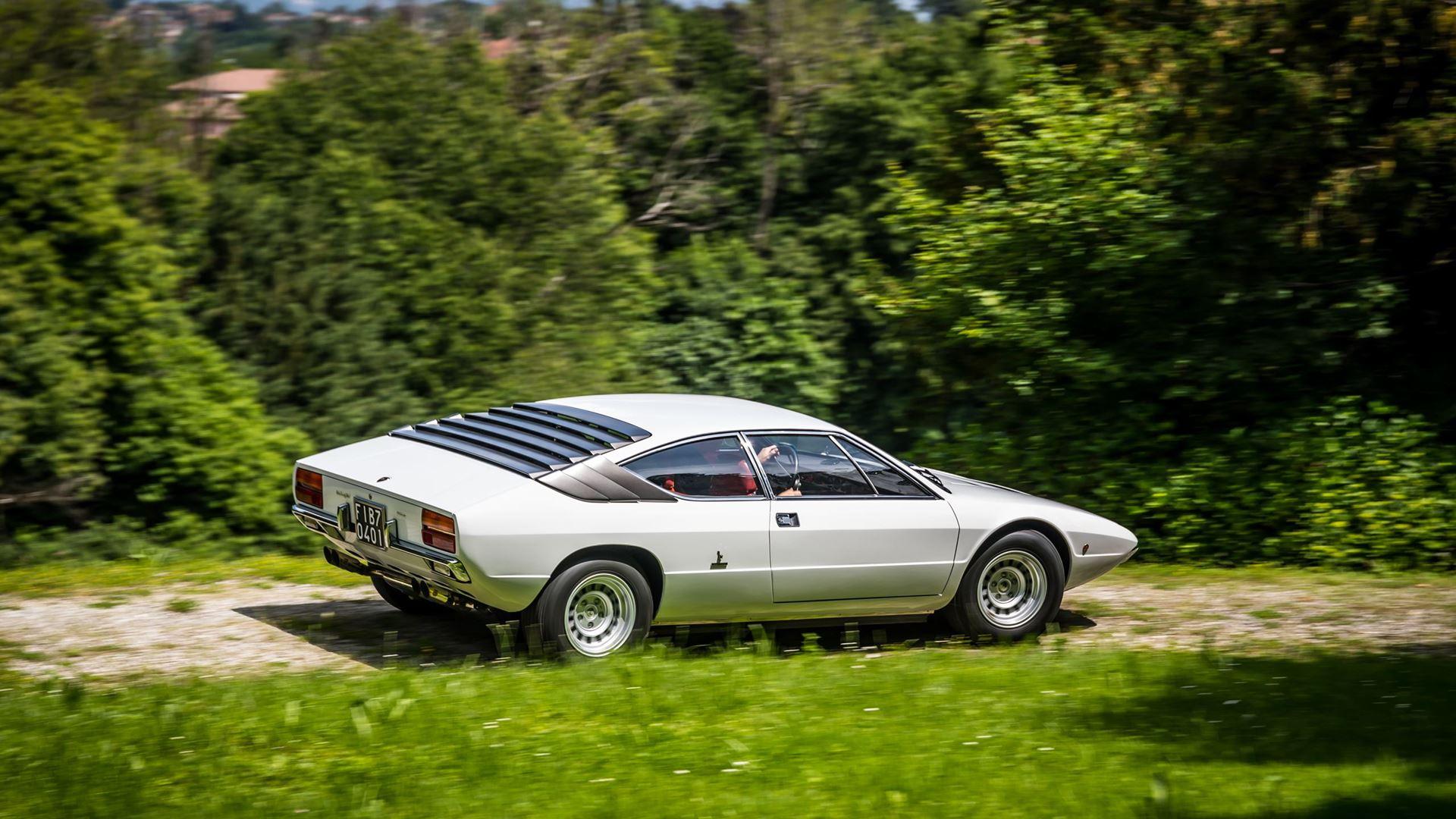 Lamborghini celebrates the 50th Anniversary of the Urraco - Image 2