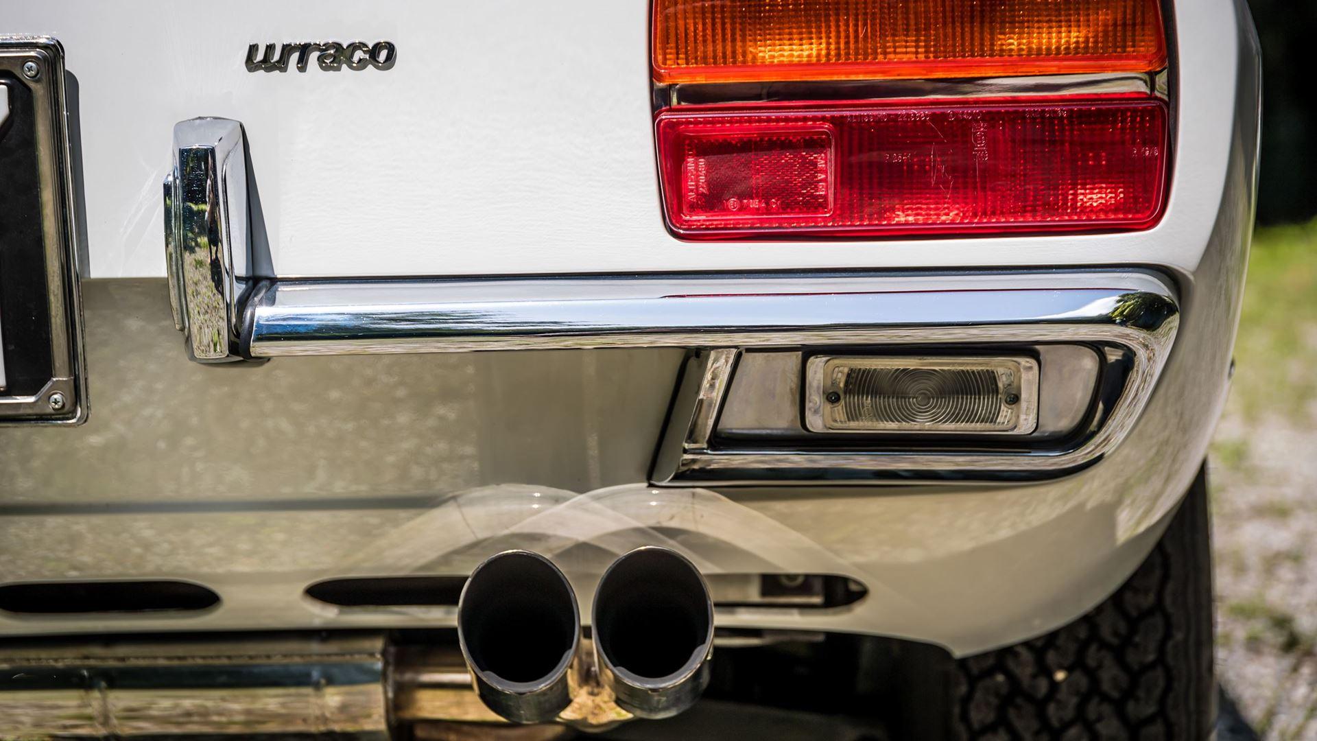 Lamborghini celebrates the 50th Anniversary of the Urraco - Image 1