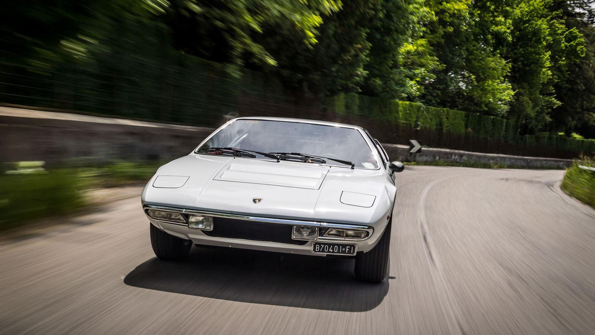 Lamborghini celebrates the 50th Anniversary of the Urraco - Image 6
