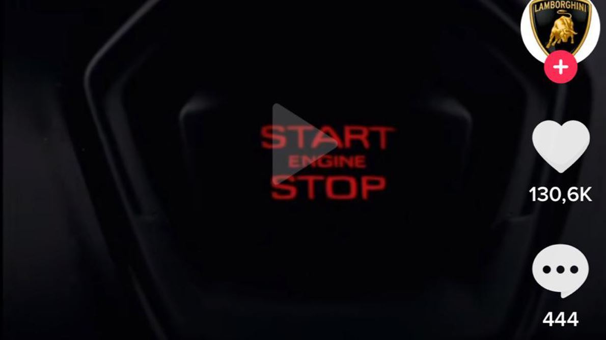 Automobili Lamborghini is on TikTok - Image 2
